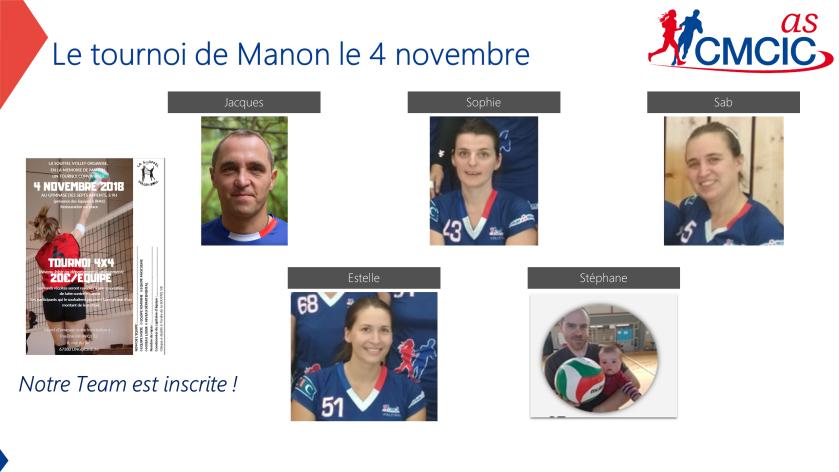 la TEAM BANCASS MANON